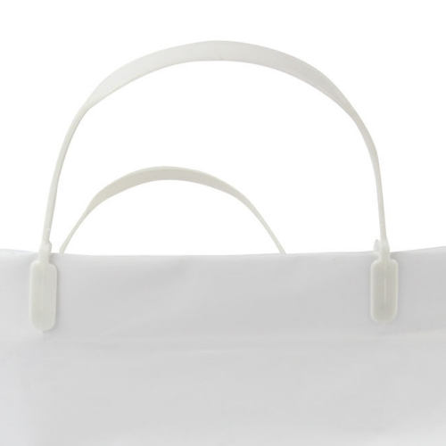 Rigid Plastic Handle Shopping Bag Image 5