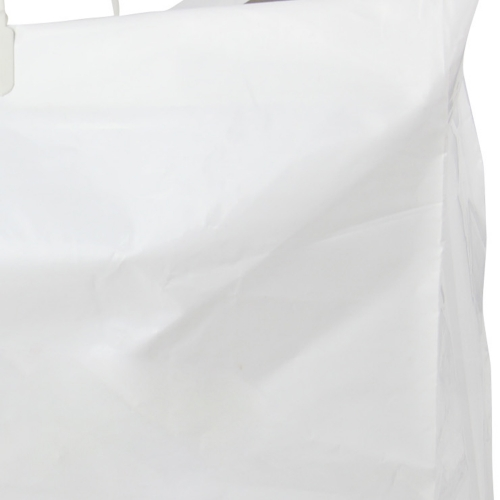 Rigid Plastic Handle Shopping Bag Image 6