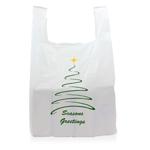 Vest Handle Plastic Carry Bag