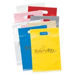 Die Cut Handle Plastic Bag
