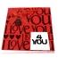 I Love You Jumbo Big Paper Gift Bag