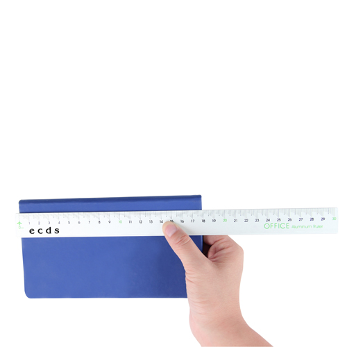 30cm Aluminum  Eye Foot Ruler Image 3