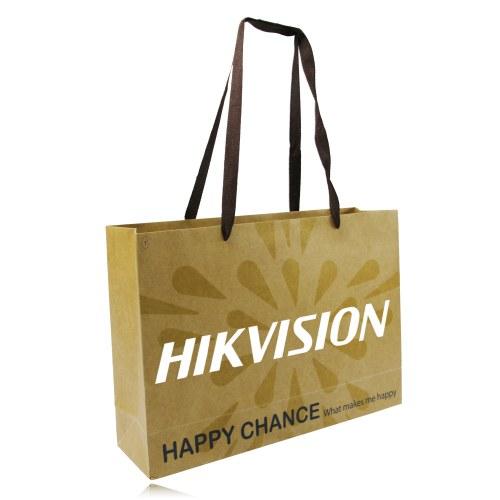 Kraft Paper Shopping Bag