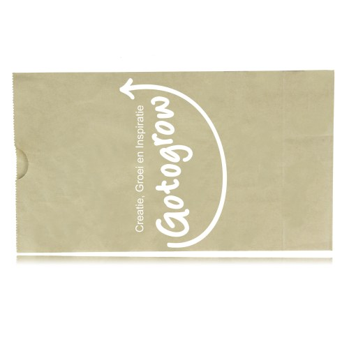 Stand Up Paper Merchandise Bag Image 11