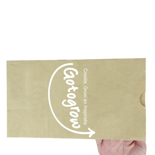 Stand Up Paper Merchandise Bag Image 3