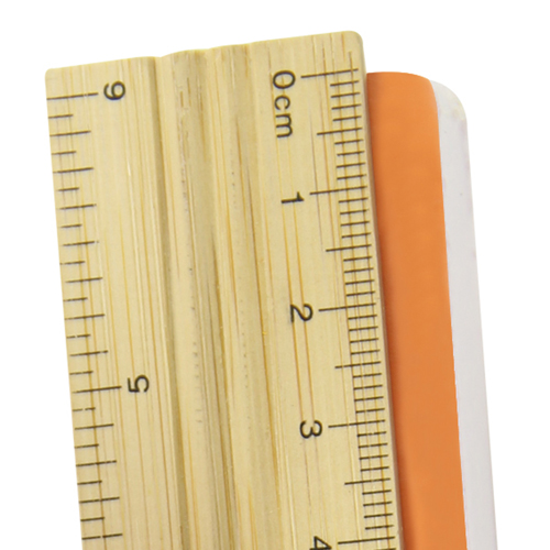 15cm Bamboo Ruler Image 5