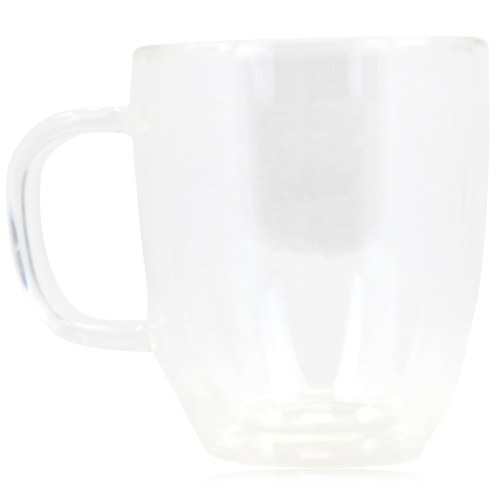 Elegant Double Wall Glass Cup