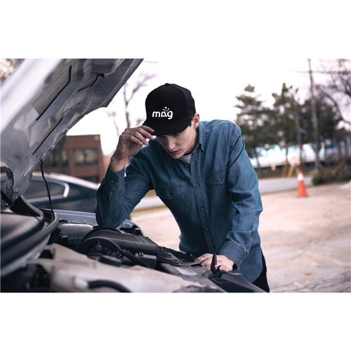 Trendy Cotton Twill Baseball Cap Image 1