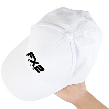 6 Panel Cotton Baseball Cap