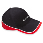 Tow Strip Color Baseball Cap