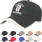 Two Color Tone Baseball Cap