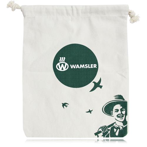 Classic Drawstring Cotton Bag