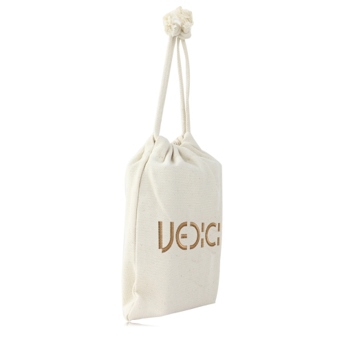 Drawstring Dapper Cotton Canvas Bag