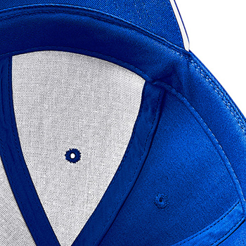 Curved Brim Cotton Baseball Cap