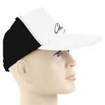 Two Tone Cotton Baseball Cap