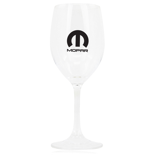 Crystal Clear Cute Wine Glass Image 1