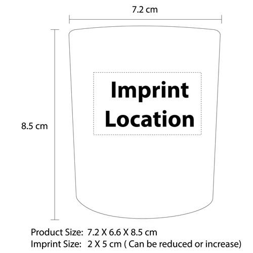 LoLo Wine Glass Imprint Image