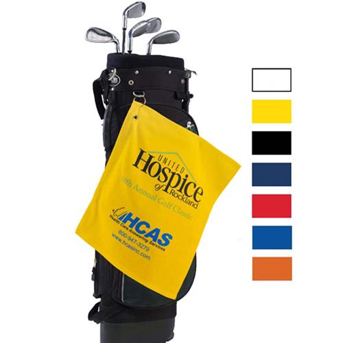 Colorful Fingertip Golf Towel