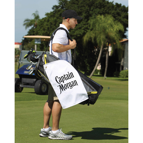 Super Soft Touch Golf Towels Image 2