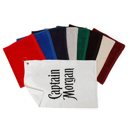 Super Soft Touch Golf Towels Image 6