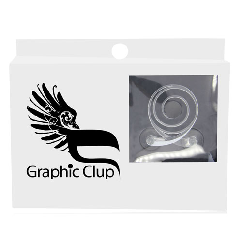 Transparent Mini Analog Game Joystick