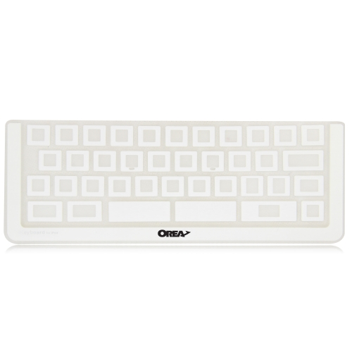 Translucent Silicon iPad Keyboard