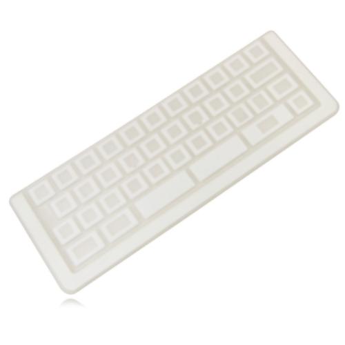 Translucent Silicon iPad Keyboard