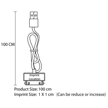 6 Pin USB Data Cord