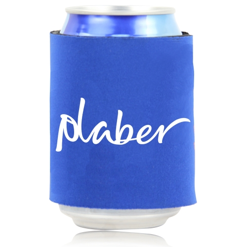 Flat Slap Wrap Can Koozies