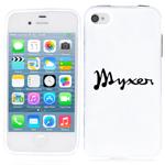 iPhone 4 / 4s Soft Plastic Case