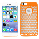 iPhone 5 / 5s  Metal Mesh Case