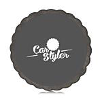 Round Scalloped Edge Coaster