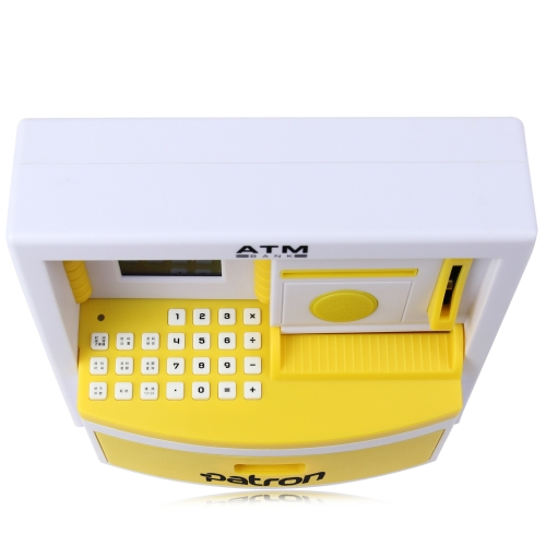 Voice ATM Money Saving Bank