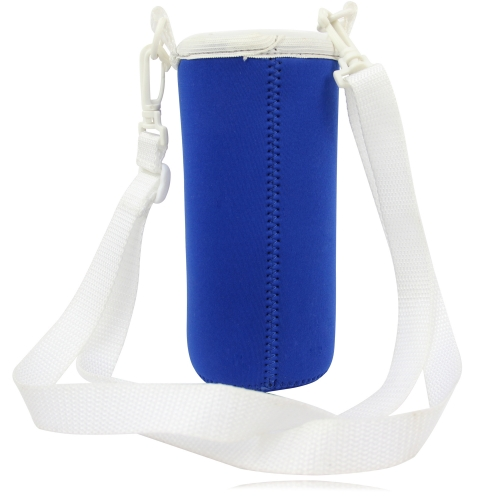 Bottle Koozie Cooler With Strap
