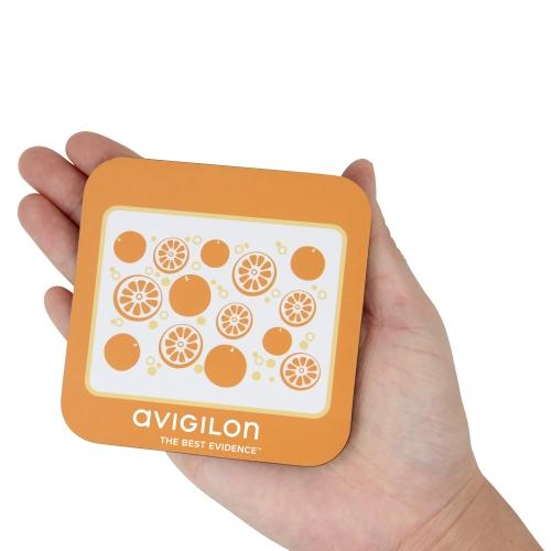 Eva Squrare Coaster Mat Image 4