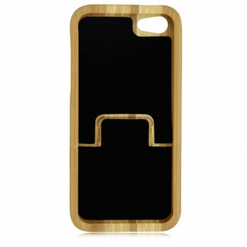 Eco-Friendly iPhone 5 / 5s Bamboo Wood Case