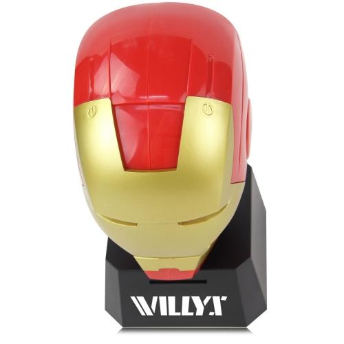 Talking Iron Man Resin Piggy Bank