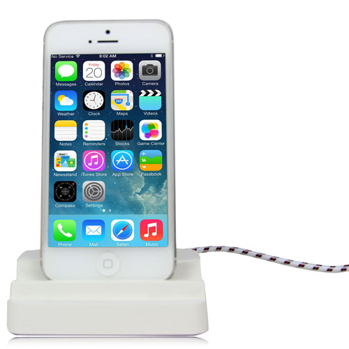 iPhone Multi-Bracket Dock Charger