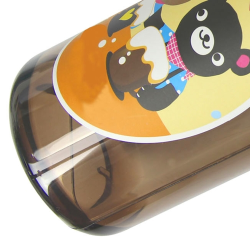Bottle Bear Cover Piggy Bank