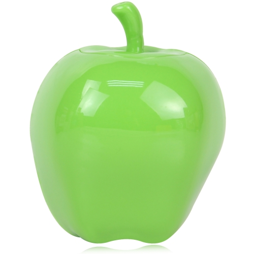 Cute Apple Shaped Coin Bank Image 1