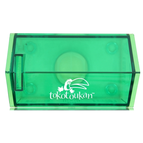 Translucent House Shaped Coin Bank Image 9