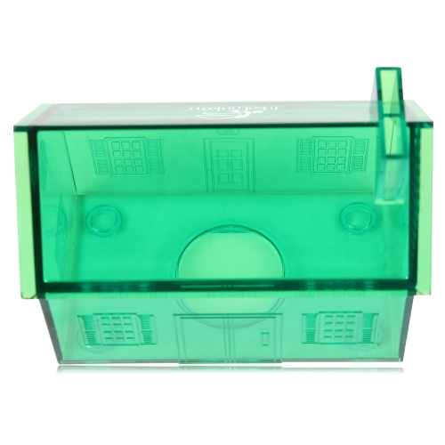 Translucent House Shaped Coin Bank