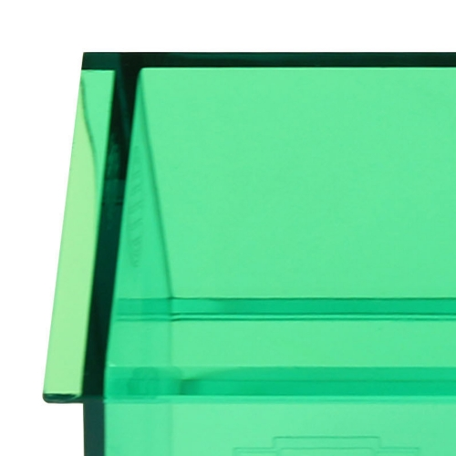 Translucent House Shaped Coin Bank Image 7
