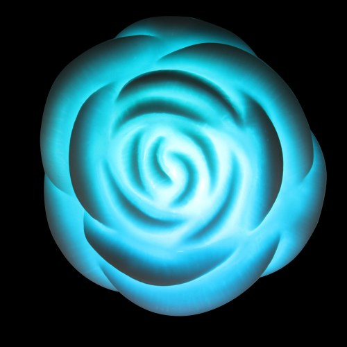 7 Color Changing Rose Mood Light