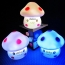 Mushroom Color Changing Night Light