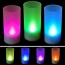 7 Color Led Candle With Plastic