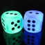 Colorful Led Light Dice