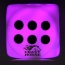 Colorful Led Light Dice Image 4