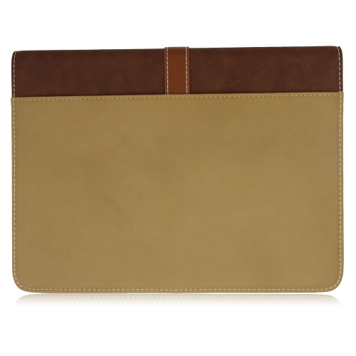 iPad Leather Sleeve With Belt Buckle Image 2