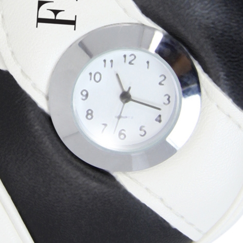 Golf Caddy Bag Pen Holder Clock